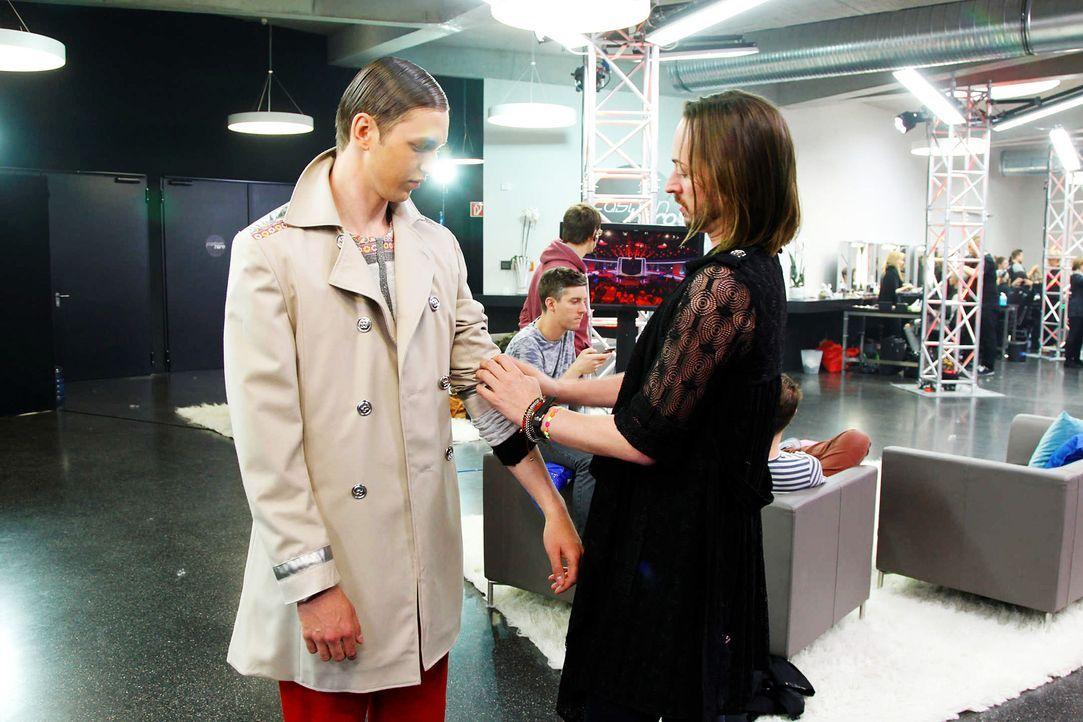 Fashion-Hero-Epi05-Atelier-72-ProSieben-Richard-Huebner - Bildquelle: Richard Huebner