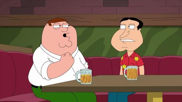 Family Guy - Family Guy - Staffel 14 Episode 18: Irische Kämpfe