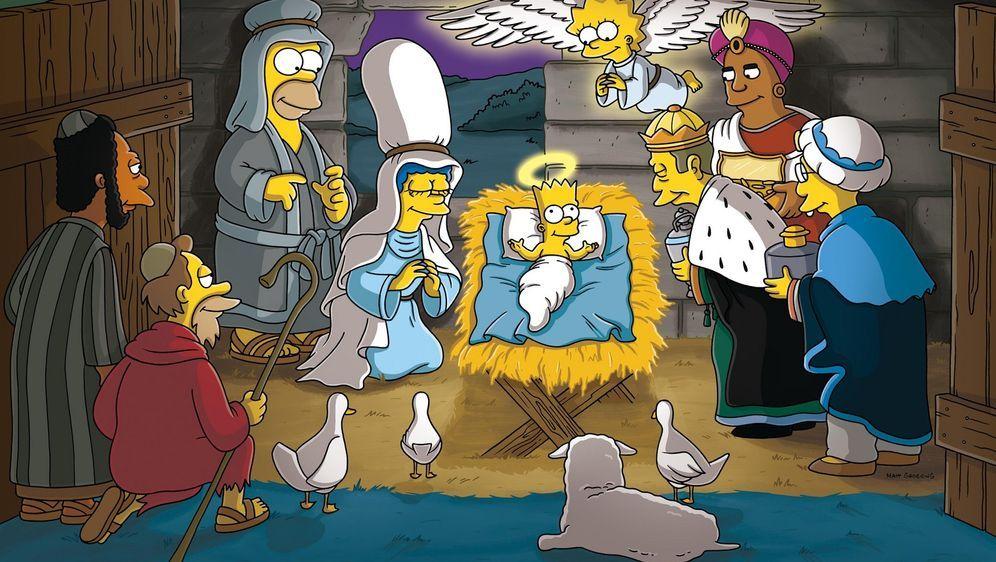 Die Simpsons - Simpsons Weihnachtsgeschichten - ProSieben