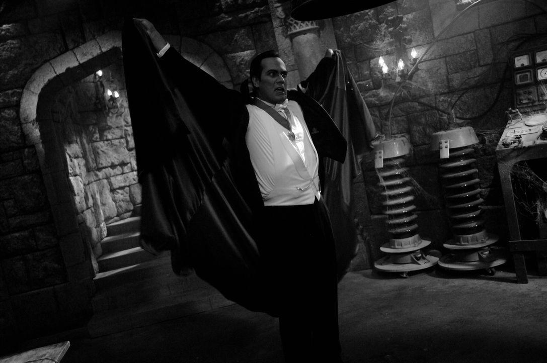 Treibt sein Unwesen: Dracula (Todd Stashwick) ... - Bildquelle: Warner Bros. Television