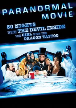 30 Nights of Paranormal Activity with the Devil Inside the Girl with the Drag...