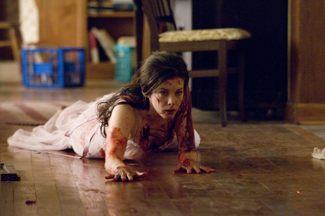 Bereits nach wenigen Stunden wird Kristen (Liv Tyler) klar, dass diese Nacht lang wird. Vielleicht zu lang, um zu überleben ... - Bildquelle: Glenn Watson 2007 Focus Features LLC.  All Rights Reserved.