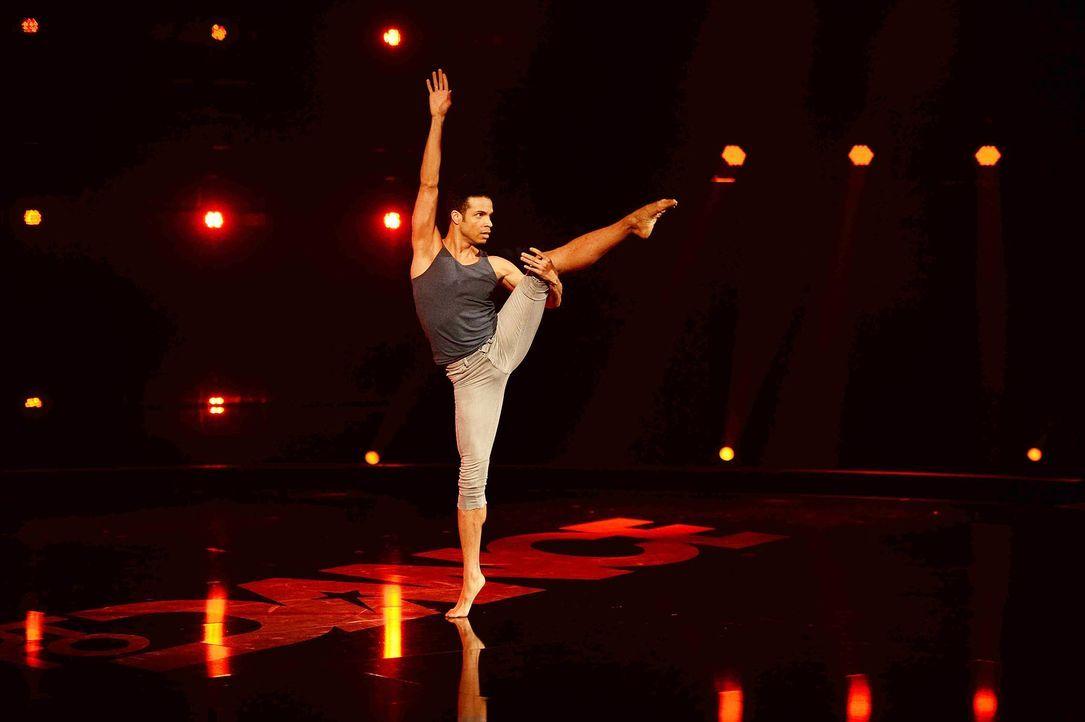 Got-To-Dance-Kris-Jobson-07-SAT1-ProSieben-Willi-Weber - Bildquelle: SAT.1/ProSieben/Willi Weber