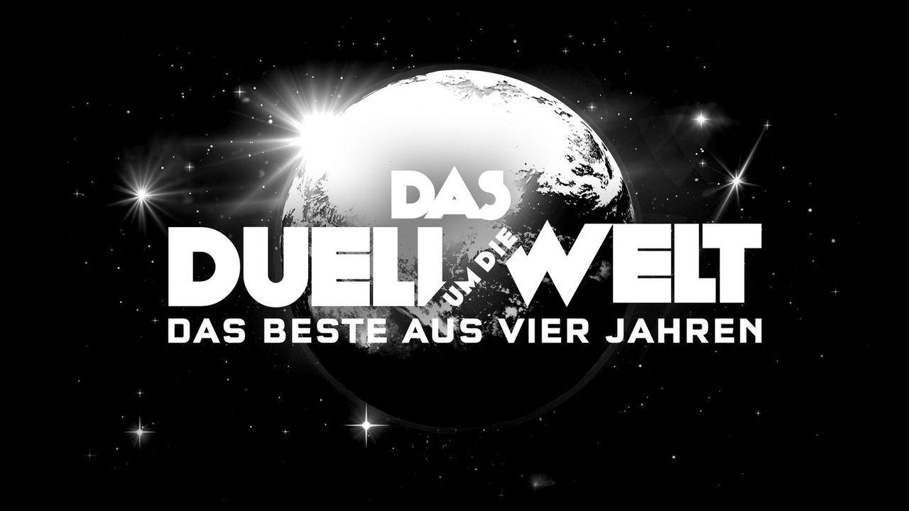 Duell um die Welt - Das Beste aus vier Jahren - Logo - Bildquelle: ProSieben