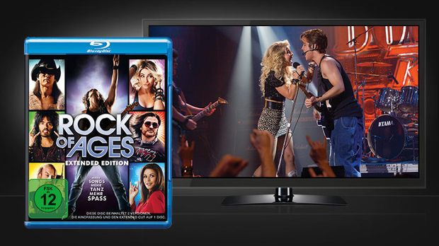 rock-of-ages-warner 820 x 461 © Warner Home Entertainment