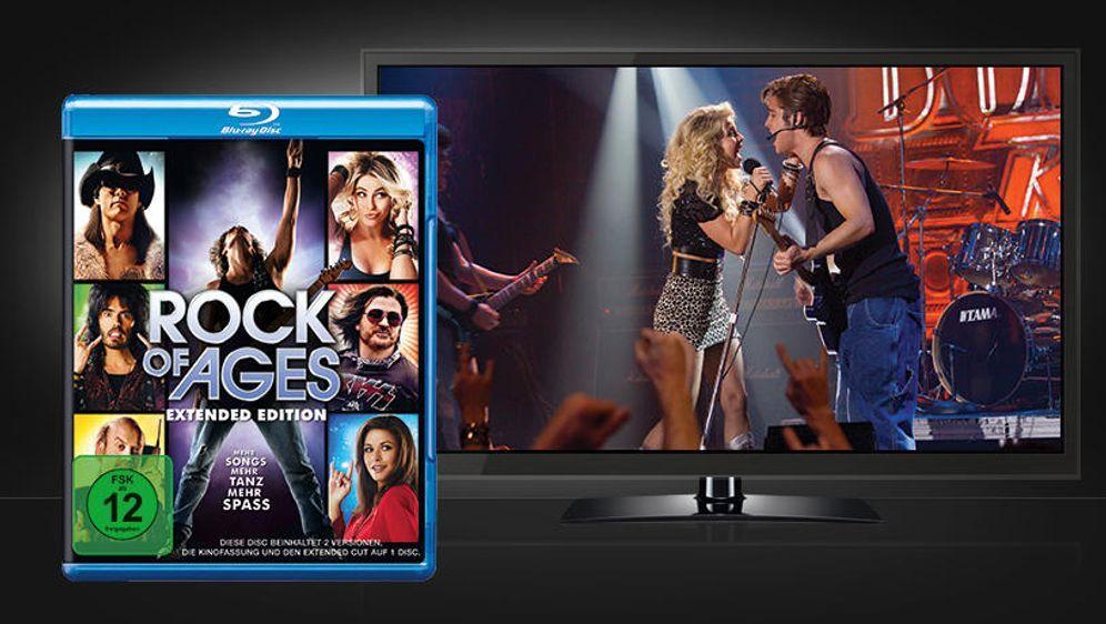 Rock of Ages - Bildquelle: Warner Home Entertainment