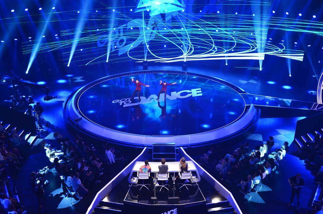 Got-To-Dance-Sanny-Nully-07-SAT1-ProSieben-Willi-Weber - Bildquelle: SAT.1/ProSieben/Willi Weber