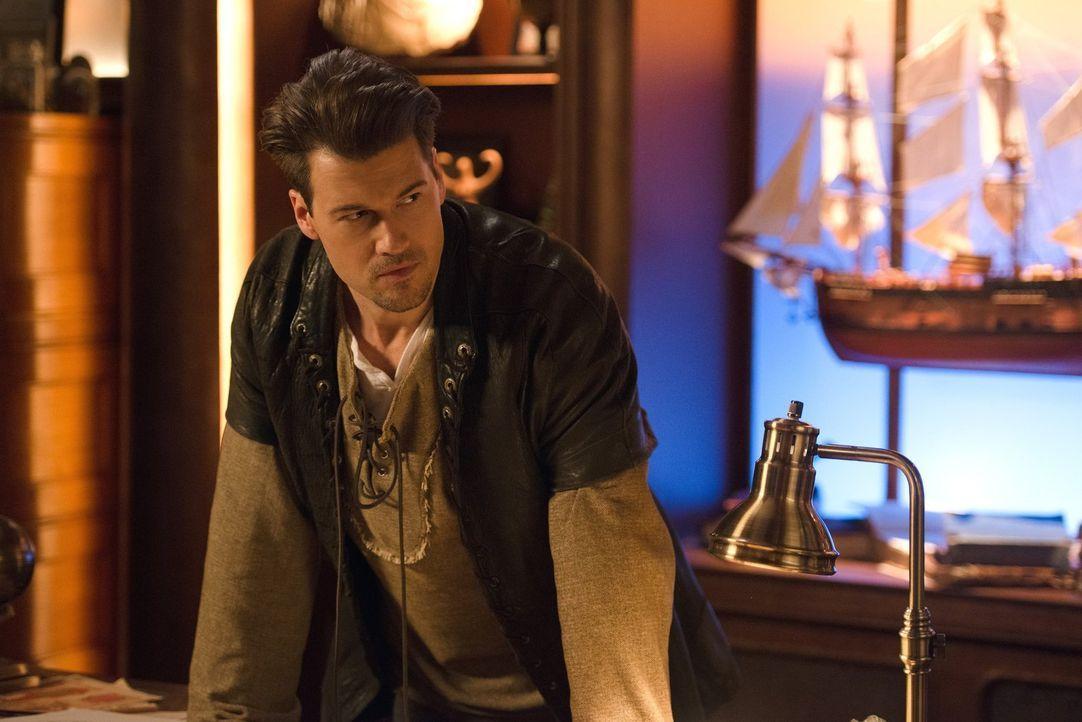 Nate (Nick Zano) und das Team müssen eine wichtige Entscheidung treffen, die entweder das Leben eines Teammitgliedes oder das Fragment des Speers in... - Bildquelle: Warner Brothers