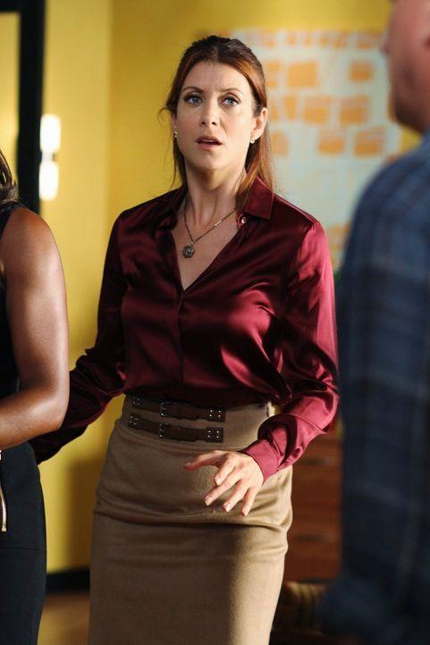 Als Troy, der Mann, der für Dells Tod verantwortlich ist, im Oceanside Wellness auftaucht und sich entschuldigen möchte, verliert Sam die Kontroll... - Bildquelle: ABC Studios