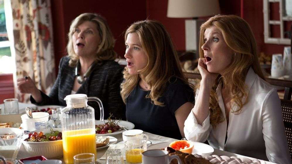 Sieben verdammt lange Tage - Bildquelle: 2014 Warner Brothers