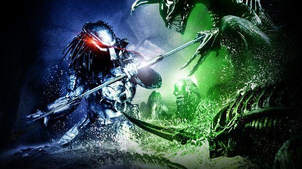 Aliens vs. Predator 2 - Artwork © 2007 Twentieth Century Fox Film Corporation.