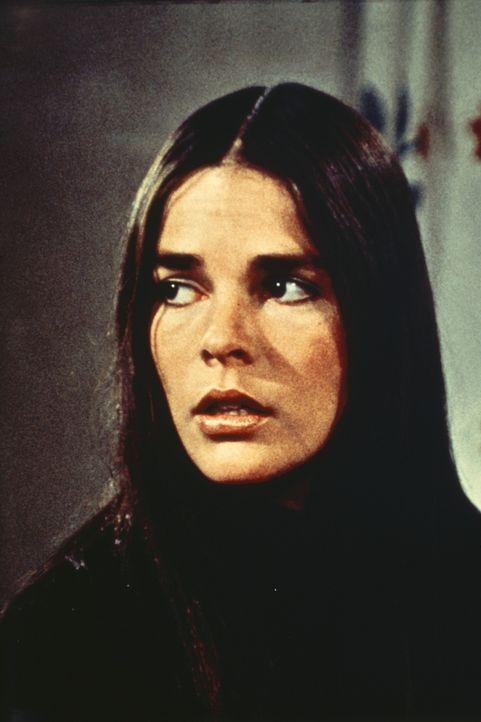 Die junge Studentin Jennifer Cavalieri (Ali MacGraw) erhält eine erschreckende Nachricht ... - Bildquelle: Paramount Pictures
