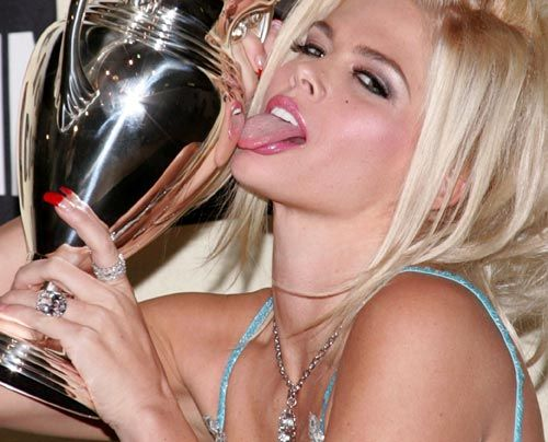 Gal. Anna Nicole Smith - Früshtücksfernsehen - Bildquelle: AFP