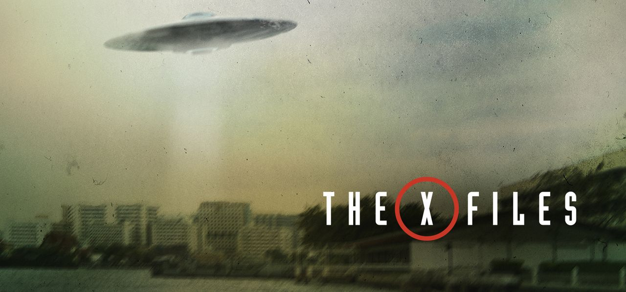 (1. Staffel) - The X-Files - Artwork - Bildquelle: 2016 Fox and its related entities.  All rights reserved.