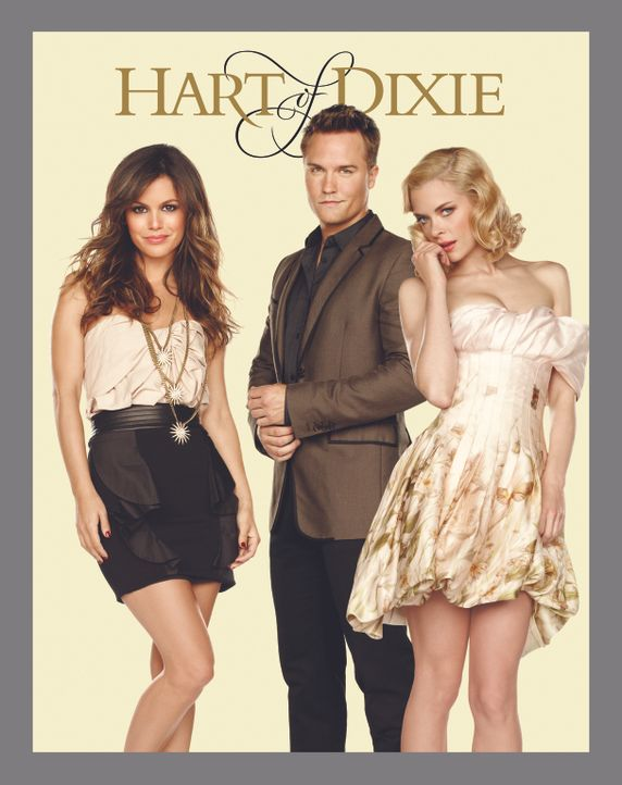 (2. Staffel) - Hart of Dixie ... - Bildquelle: Warner Bros.