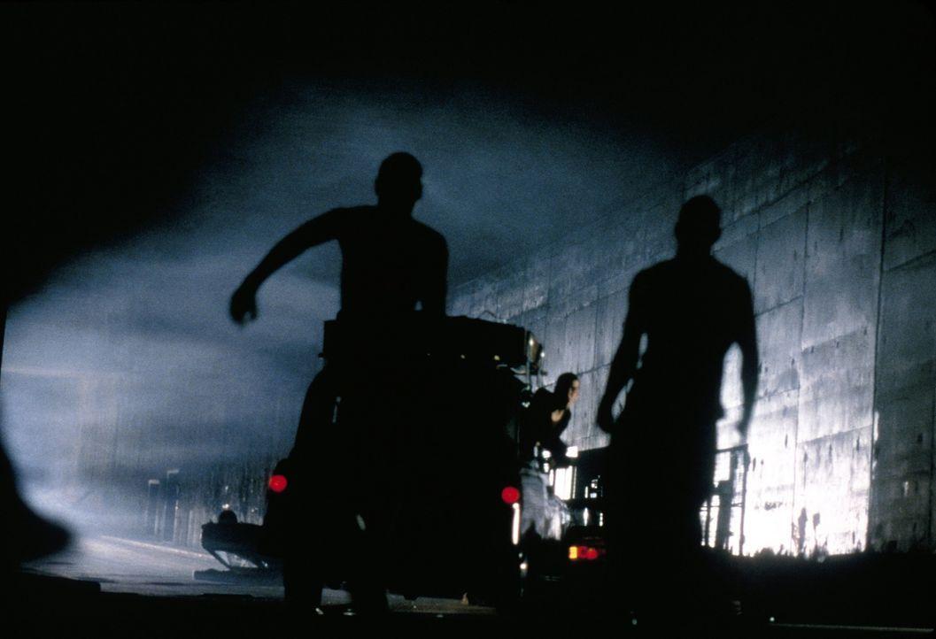 Jede Entscheidung kann tödlich sein: Jim (Cillian Murphy, M.) ... - Bildquelle: 2002 Twentieth Century Fox Film Corporation. All rights reserved.