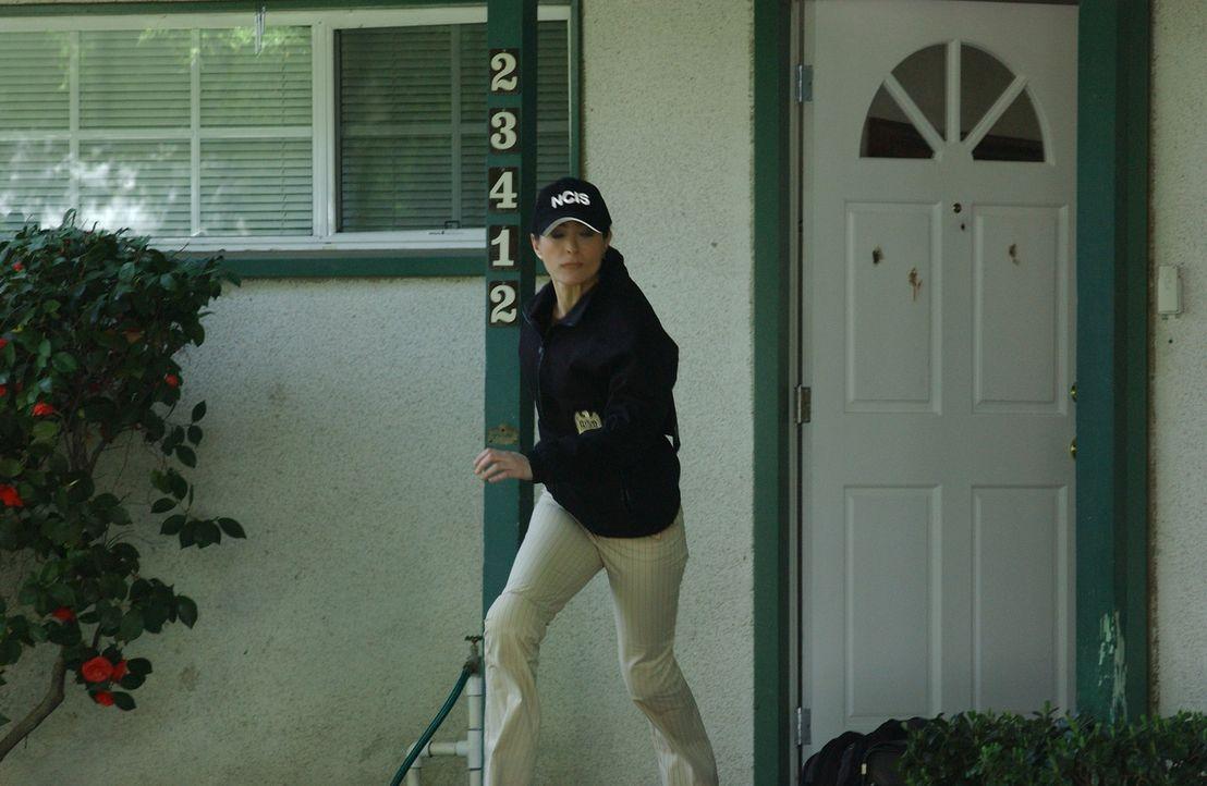 Ein Wettlauf mit der Zeit: Kate (Sasha Alexander) ... - Bildquelle: CBS Television