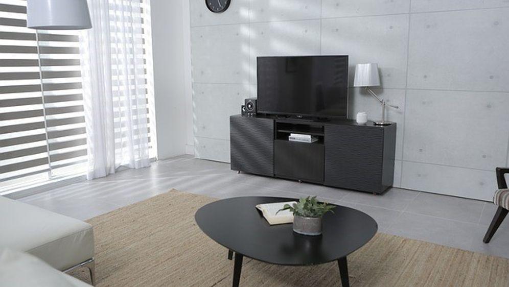 TV-Wohnzimmer - Bildquelle: Pixabay