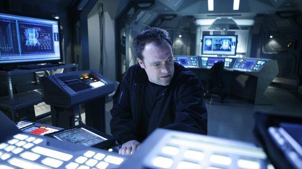 Ist es bereits zu spät, als McKay (David Hewlett) erkennt, dass ein Schiff au...