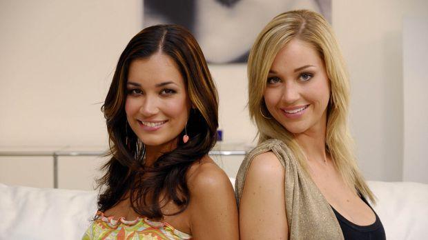 Jana Ina (l.) und Regina (r.) sind sich sicher: In jedem Freak steckt ein tol...