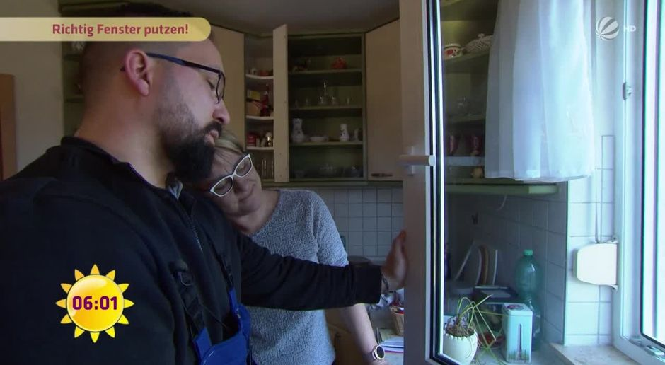 Fruhstucksfernsehen Video Klarer Durchblick Richtig Fenster