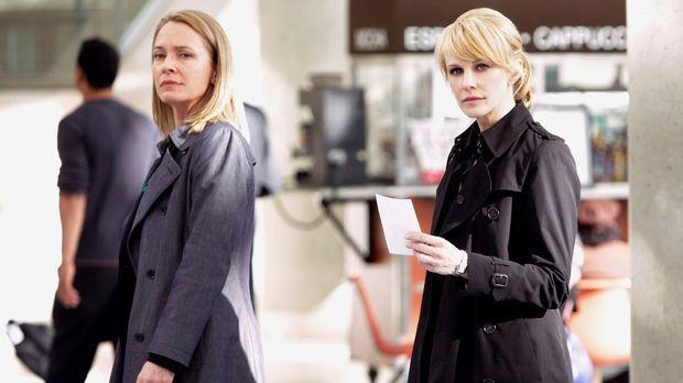 Diane Yates (Susanna Thompson, l.) gelingt es, ihren Vorgesetzten Cavanaugh d...