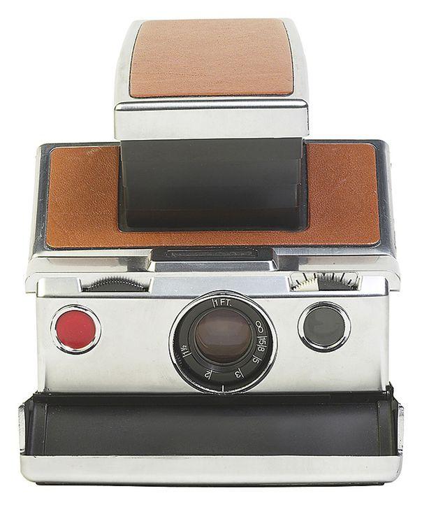 Polaroid SX-70: Die technischen Wunderwerke der 70er Jahre machten Spaß, waren praktisch und verdankten ihre Existenz meist der rasanten Entwicklung... - Bildquelle: Jupiter Images