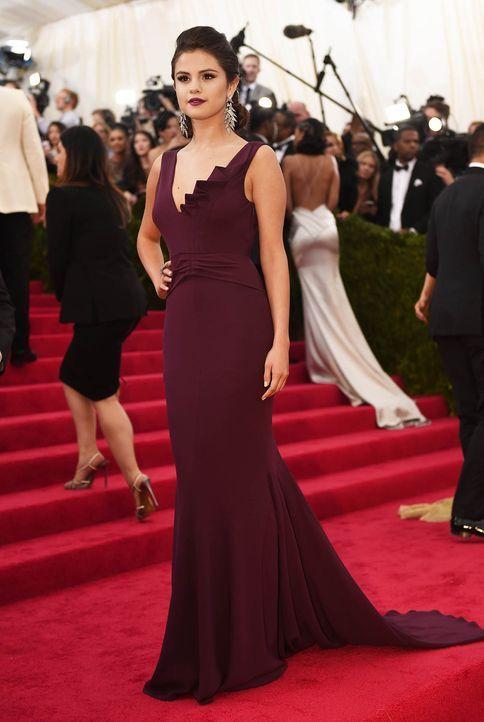 Costume-Institute-Benefit-Selena-Gomez-14-05-05-AFP - Bildquelle: AFP