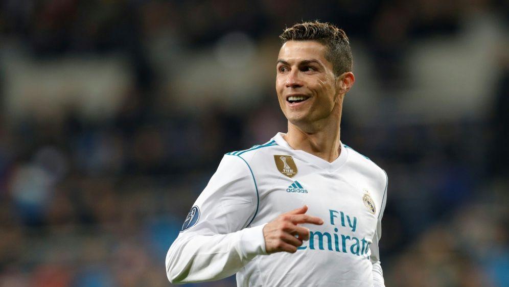 119 Europacup-Tore: Cristiano Ronaldo - Bildquelle: firo Sportphotofiro SportphotoSID
