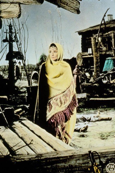 Der grausame Krieg hat seine Spuren hinterlassen, doch für Natascha (Audrey Hepburn) geht das Leben weiter ...
