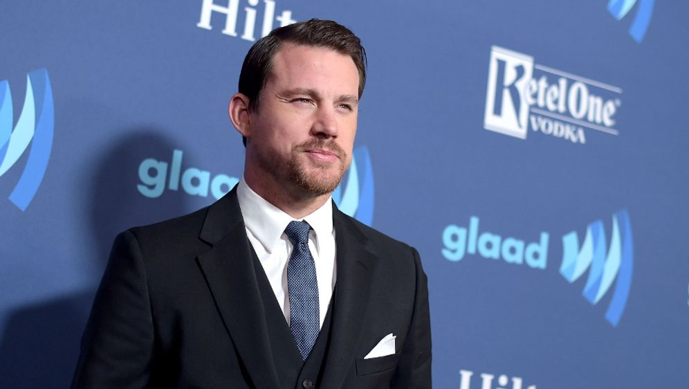 Channing Tatum - Bildquelle: Jason Kempin/GETTY IMAGES/AFP