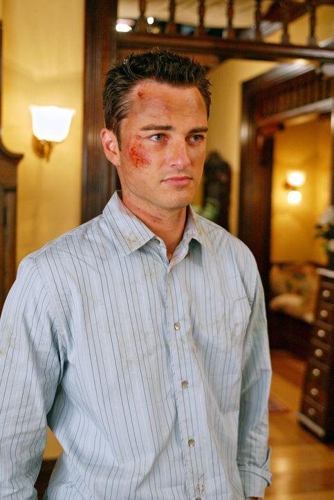 Agent Brody (Kerr Smith) macht eine schreckliche Entdeckung ... - Bildquelle: Paramount Pictures