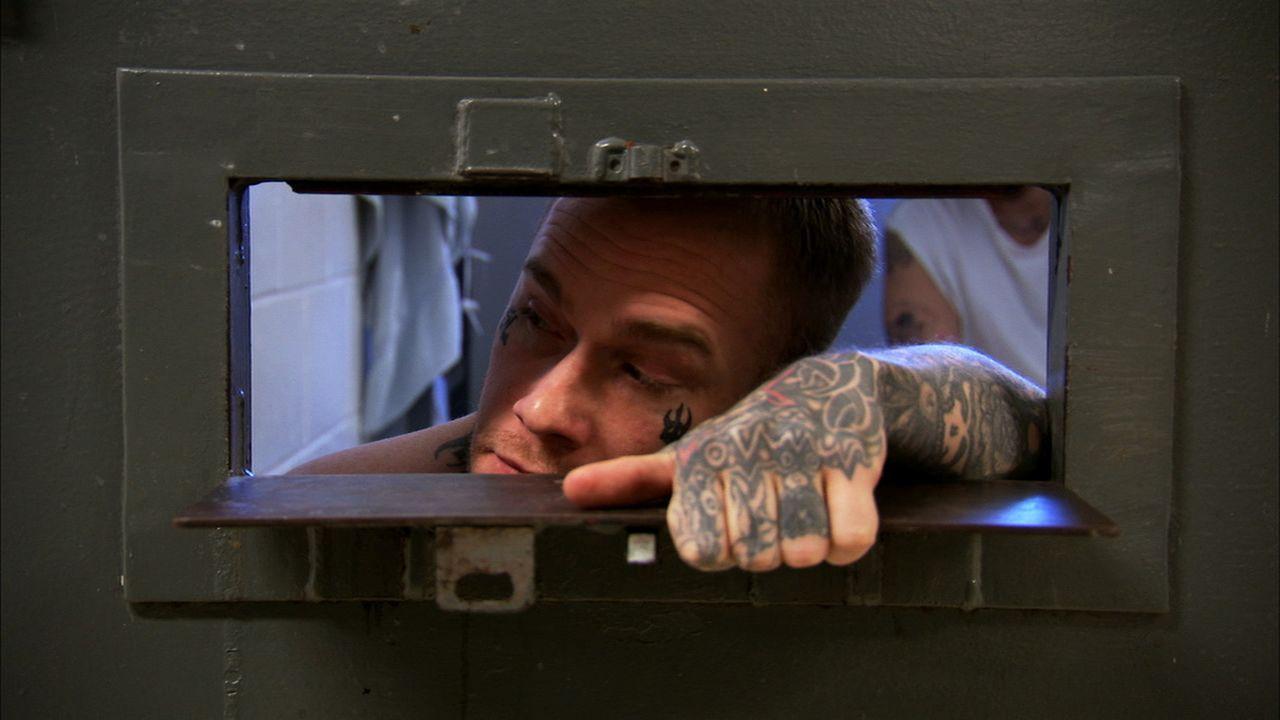 Die Zeit vergeht für die Insassen im Ross Correctional Institut nur langsam ... - Bildquelle: 2010 NGC Network US, LLC All Rights Reserved