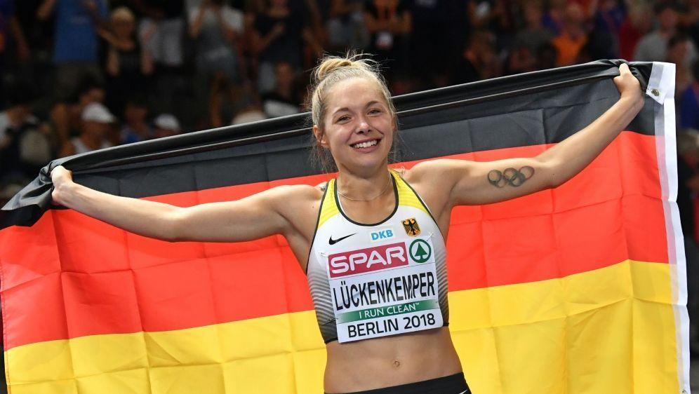 Leichtathletik-EM: Gina Lückenkemper gewinnt Silber - Bildquelle: AFPSIDANDREJ ISAKOVIC
