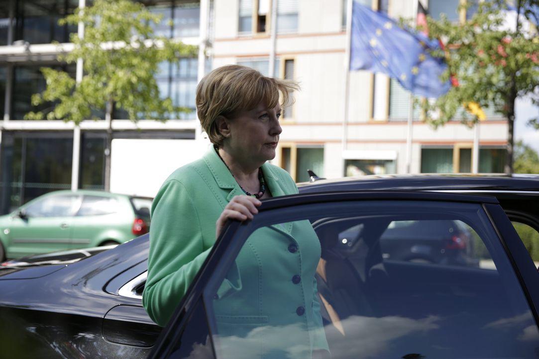 Angela Merkel - Bildquelle: ProSieben