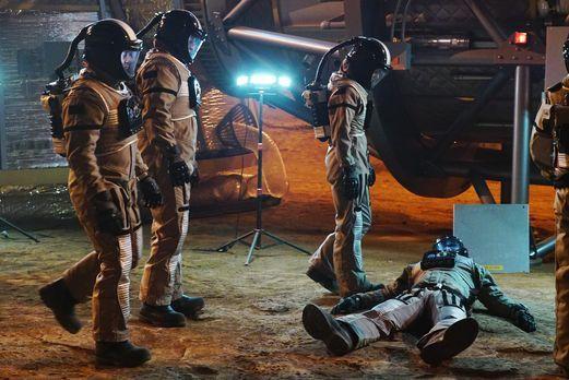 Castle - Ein toter Astronaut, eine Marssimulation und keine Chance, den Täter...