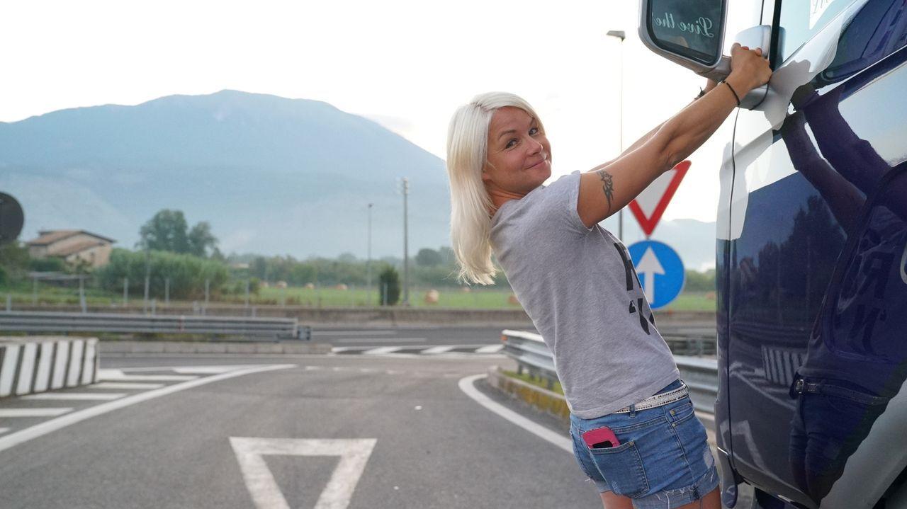 Elisabeth Reiterer - Bildquelle: kabel eins