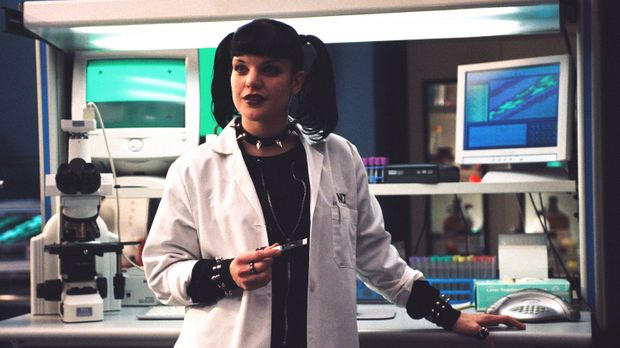 Abby (Pauley Perrette) steht vor einer schwierigen Aufgabe ... © CBS Television