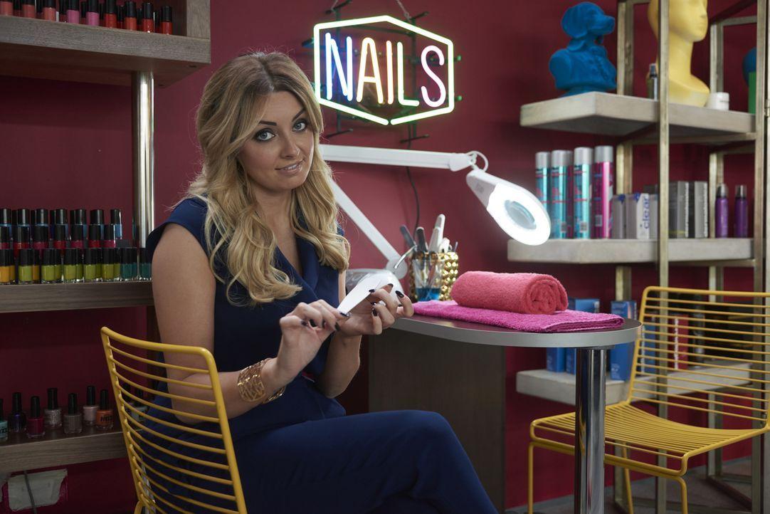 (1. Staffel) - Setzt alles daran, den teilweise verzweifelten Kunden wieder Hoffnung zu schenken: Kosmetikerin Melissa ... - Bildquelle: Studio Lambert & all3media Int.