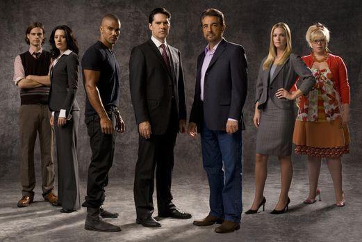 Criminal Minds - (5. Staffel) - Ein starkes Team, das jeden Serientäter zur S...