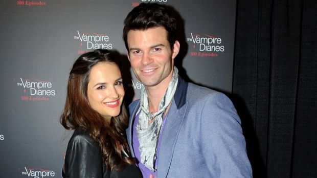 """The Originals""-Star Daniel Gillies und Rachael Leigh Cook schweben..."