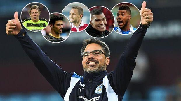 """Huddersfield Town und das """"deutsche"""" Märchen"""