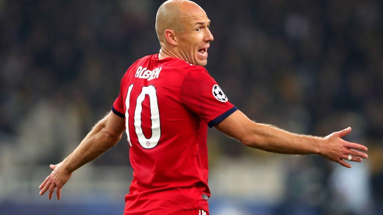 Arjen Robben - Bildquelle: Getty