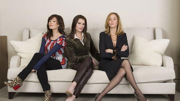 (1. Staffel) - Lipstick Jungle: Wendy (Brooke Shields, M.), Victory (Lindsay...