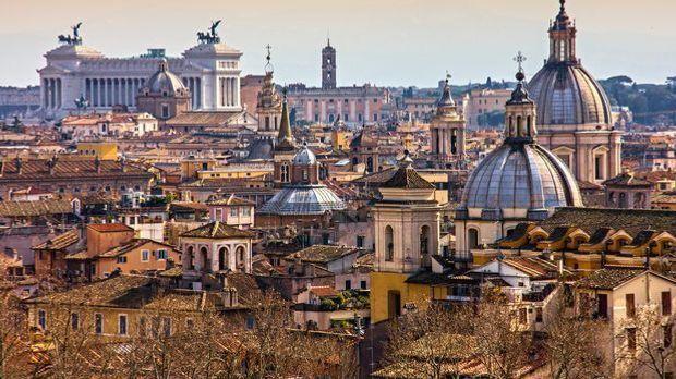 Rom Innenstadt Fotolia