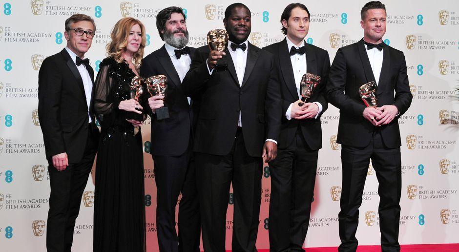 BAFTA-12YearsASlave-14-02-16-AFP - Bildquelle: AFP