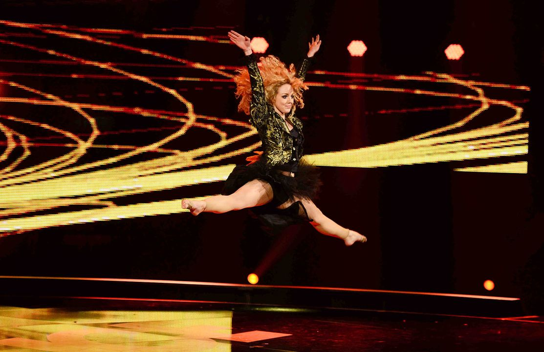Got-To-Dance-Julie-Martin-02-SAT1-ProSieben-Willi-Weber - Bildquelle: SAT.1/ProSieben/Willi Weber