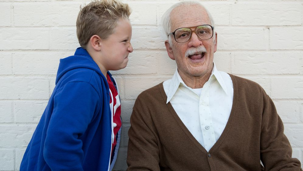 Jackass Presents: Bad Grandpa (Uncut) - Bildquelle: Sean Cliver MMXIII Paramount Pictures Corporation.  All Rights Reserved.