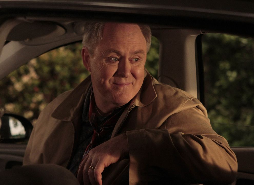 Barney versucht seinen Vater Jerry (John Lithgow) näher kennenzulernen und sein Familienleben etwas lustiger zu gestallten ... - Bildquelle: 20th Century Fox International Television