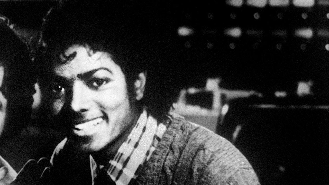 Michael Jackson auf einem Foto von 1983 - Bildquelle: AFP